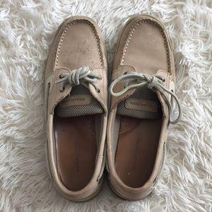 Highland Creek boat shoes